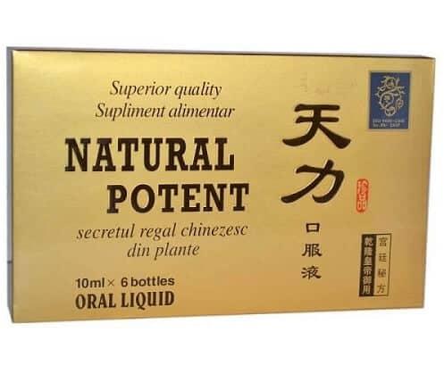 tratament natural pentru potenta sexuala