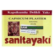 Plasture antireumatic cutanat Sanitayaki