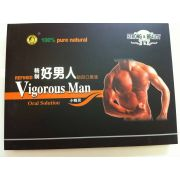 Vigorous man