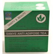 Ceai antiadipos chinezesc Sanye 30 plicuri, China