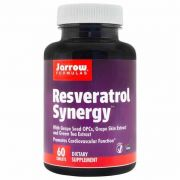 Resveratrol Synergy 200mg, 60 tablete, Jarrow Formulas