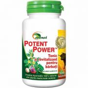 ​POTENT POWER 50 capsule STAR INTERNATIONAL tulburari de dinamica sexuala.
