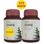 Ginseng, 30 capsule, Alevia (1+1 GRATIS)