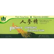 Yong kang & panax ginseng 10fiole