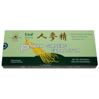 PANAX GINSENG FIOLE 10 ml