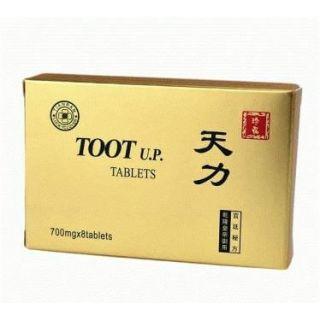 Tianli Ultra Power - Pastile potenta | Toot UP 8 tablete