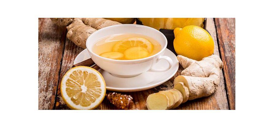 ceai de ghimbir